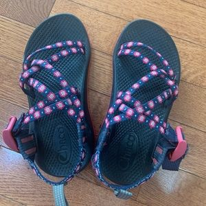 Chaco little girls sandals